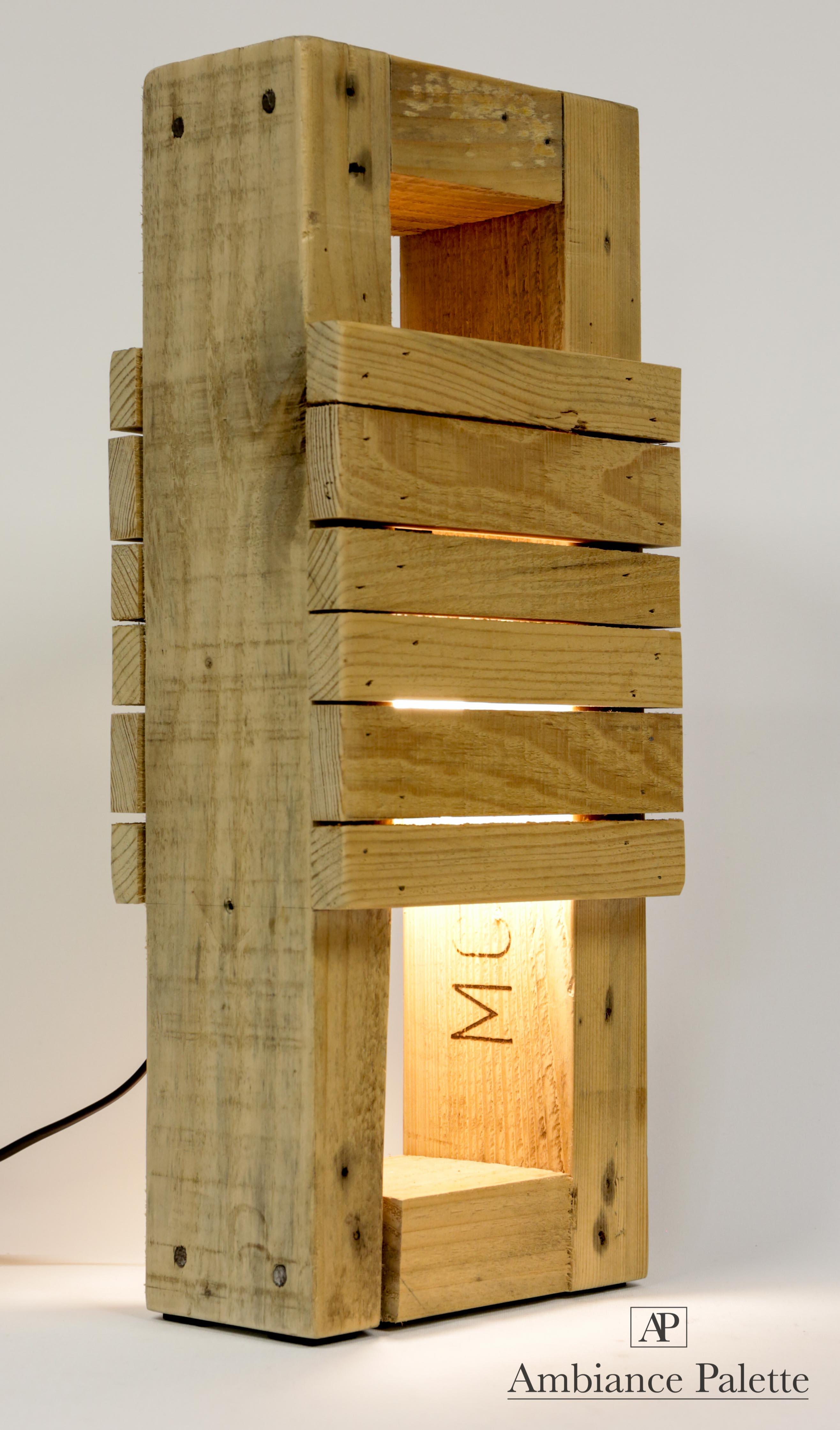 Lampe Bois Design 1 Ambiance Palette