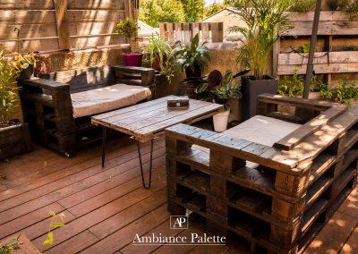 Salon de jardin #1