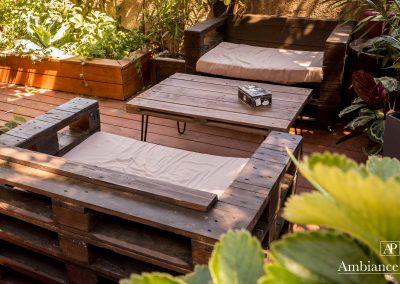 salon de jardin fauteuil table basse pied ripaton par Ambiance Palette (12)