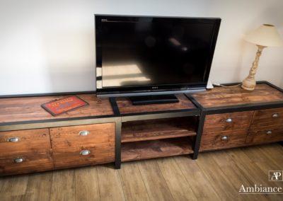 Meuble TV LoftIndus par Ambiance Palette (3)